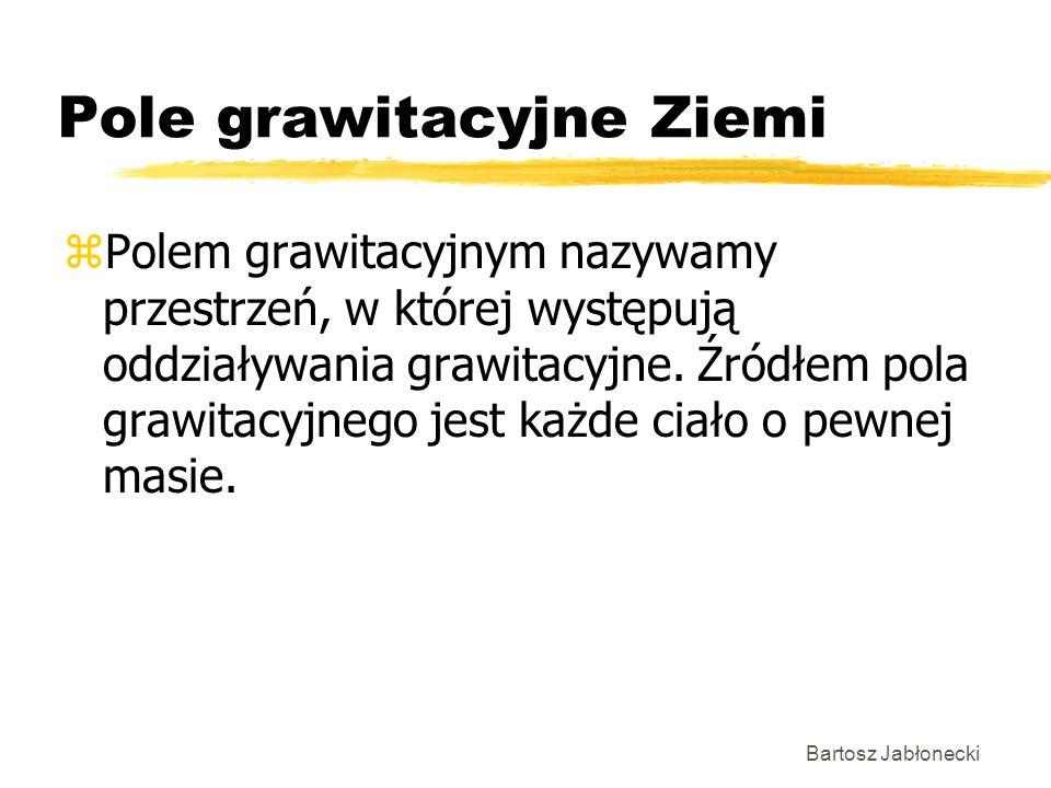 Pole grawitacyjne Ziemi