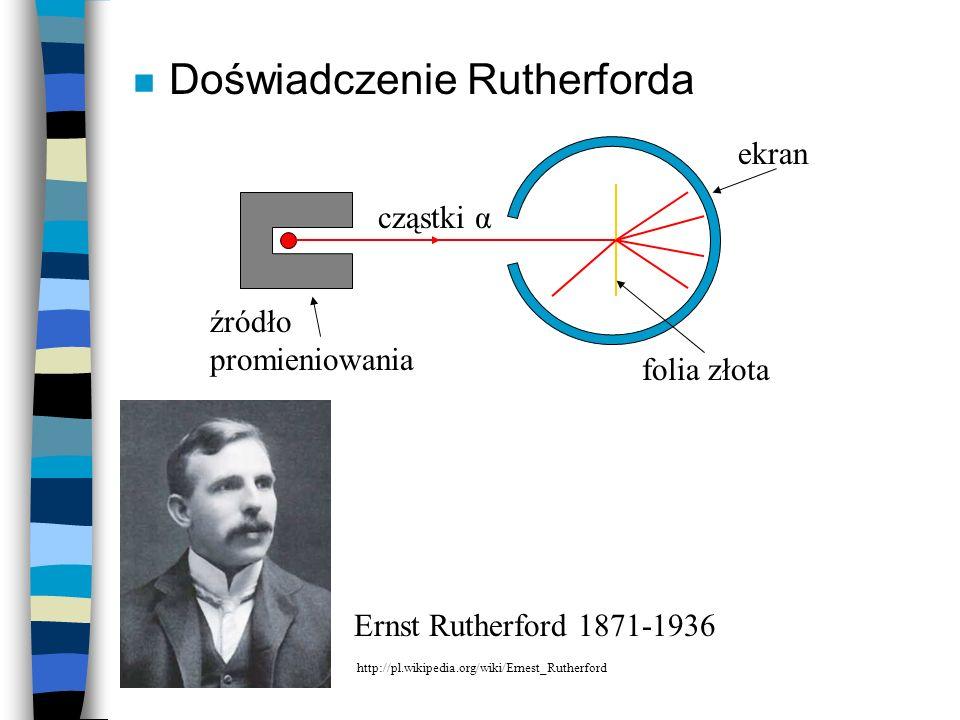 Doświadczenie Rutherforda