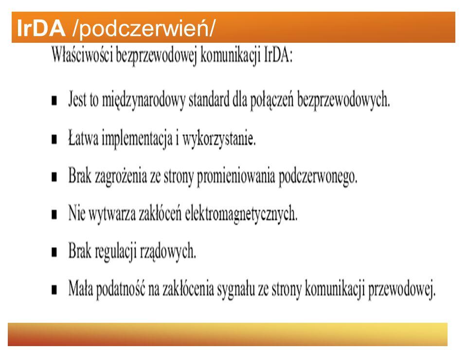 IrDA /podczerwień/