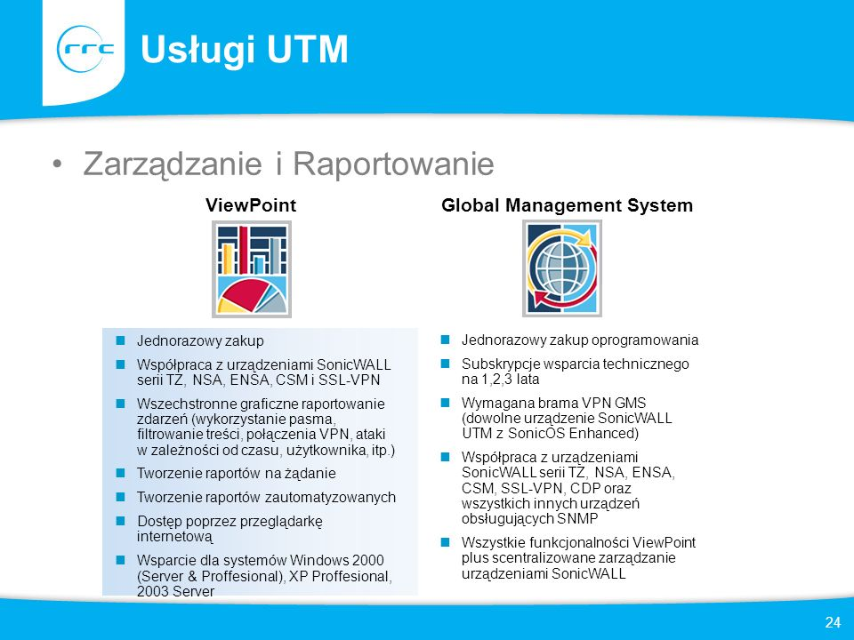 Global Management System