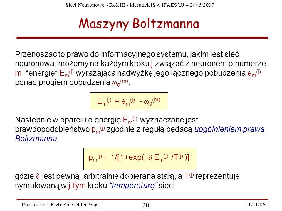 Maszyny Boltzmanna