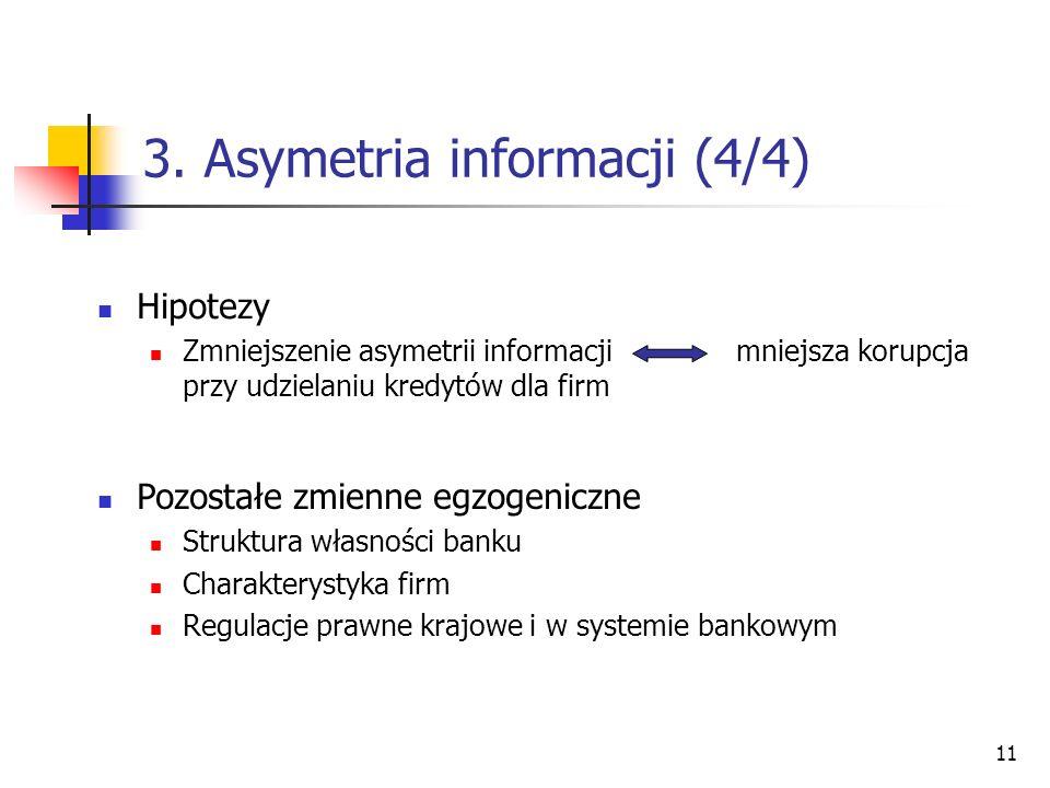 3. Asymetria informacji (4/4)