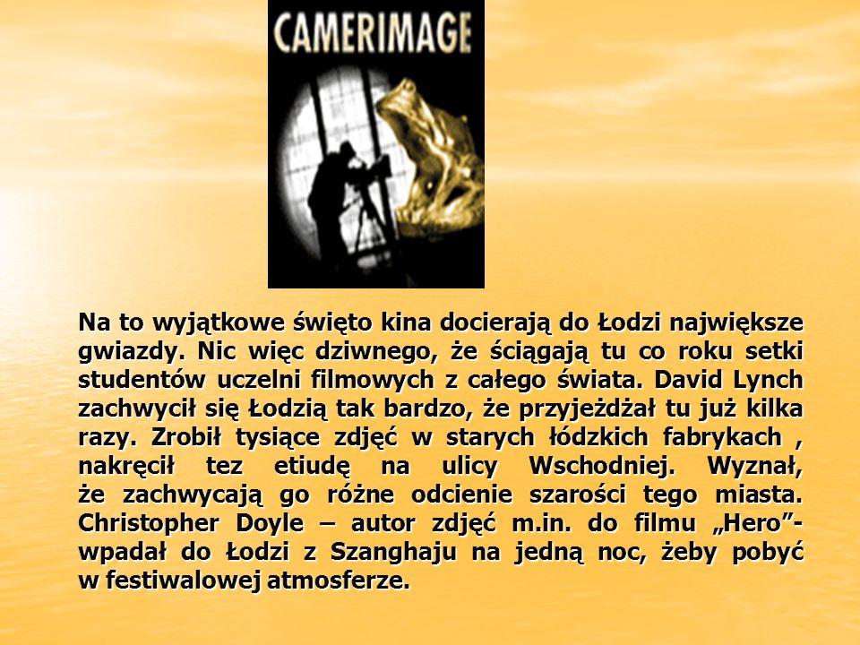 Na to wyjątkowe święto kina docierają do Łodzi największe gwiazdy