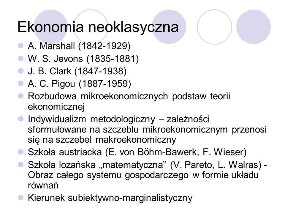 Ekonomia neoklasyczna