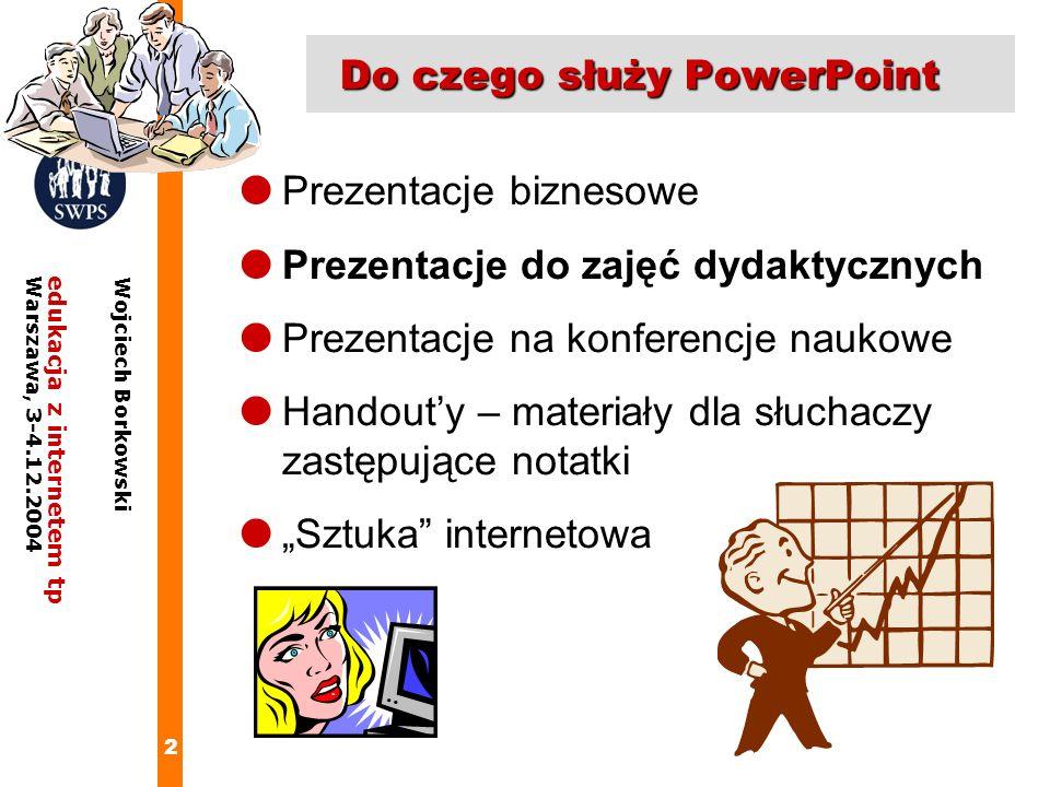 Do czego służy PowerPoint
