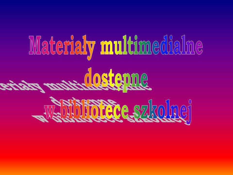 Materiały multimedialne