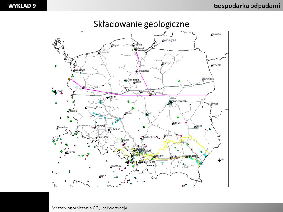 Składowanie geologiczne
