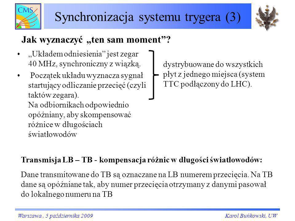 Synchronizacja systemu trygera (3)