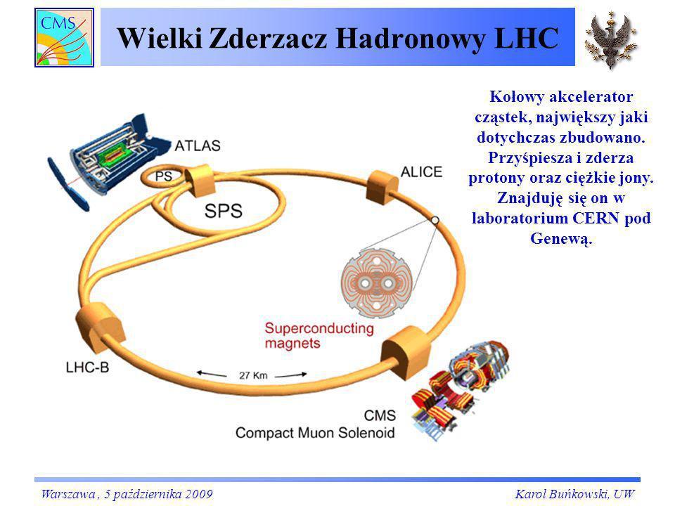 Wielki Zderzacz Hadronowy LHC