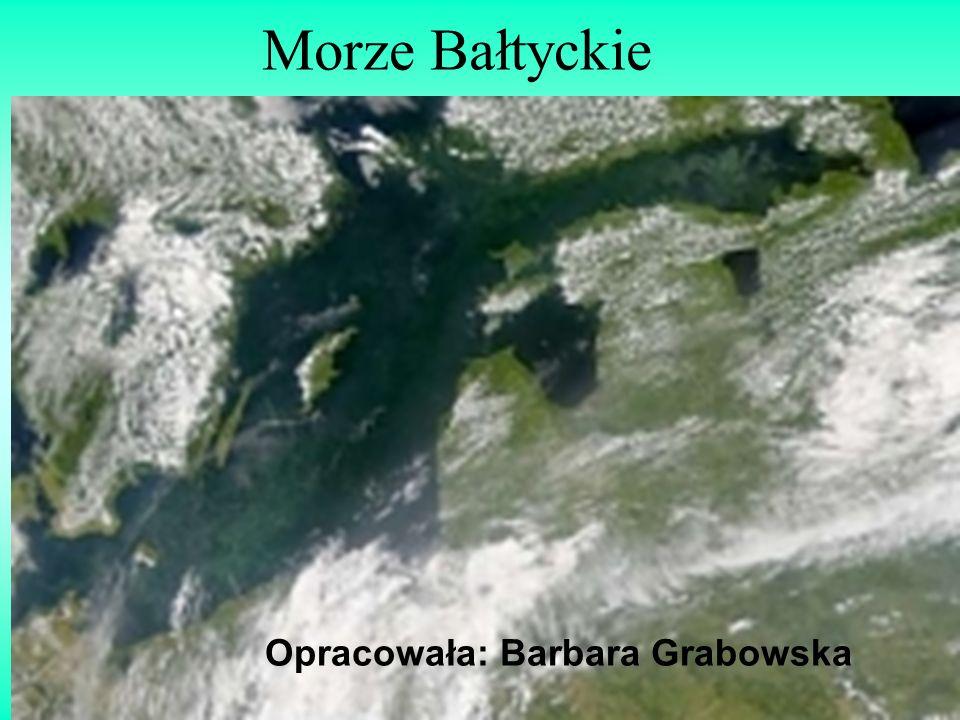 Opracowała: Barbara Grabowska