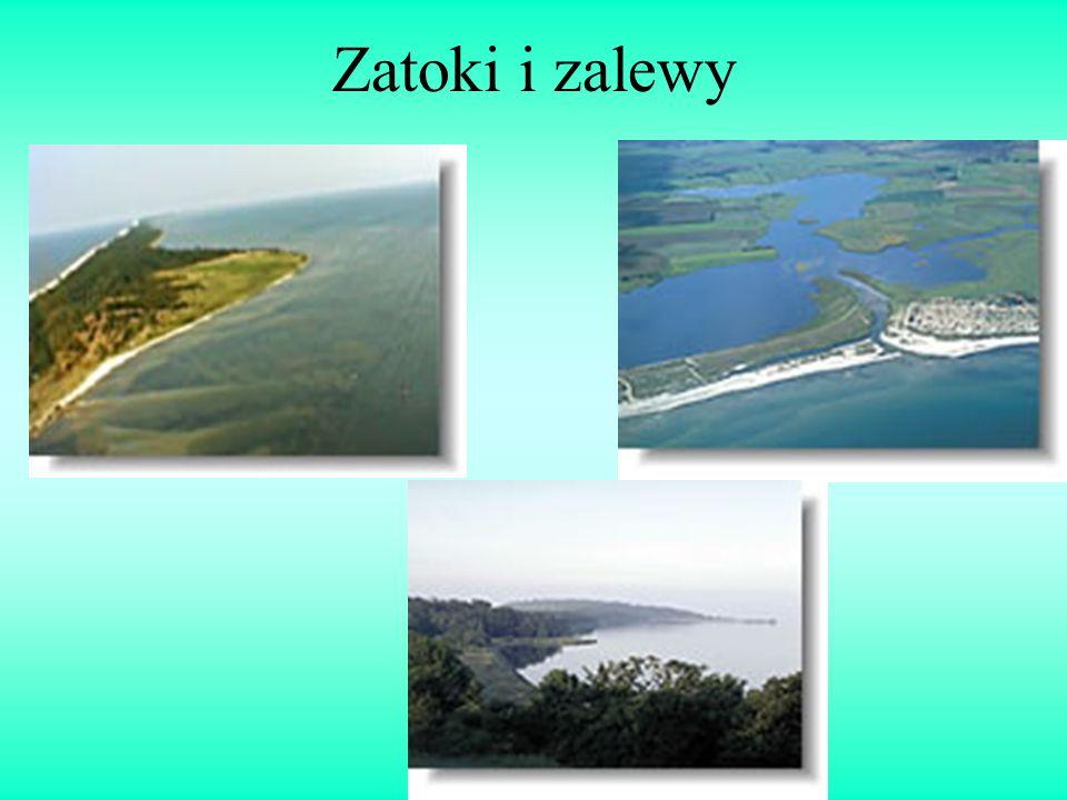 Zatoki i zalewy