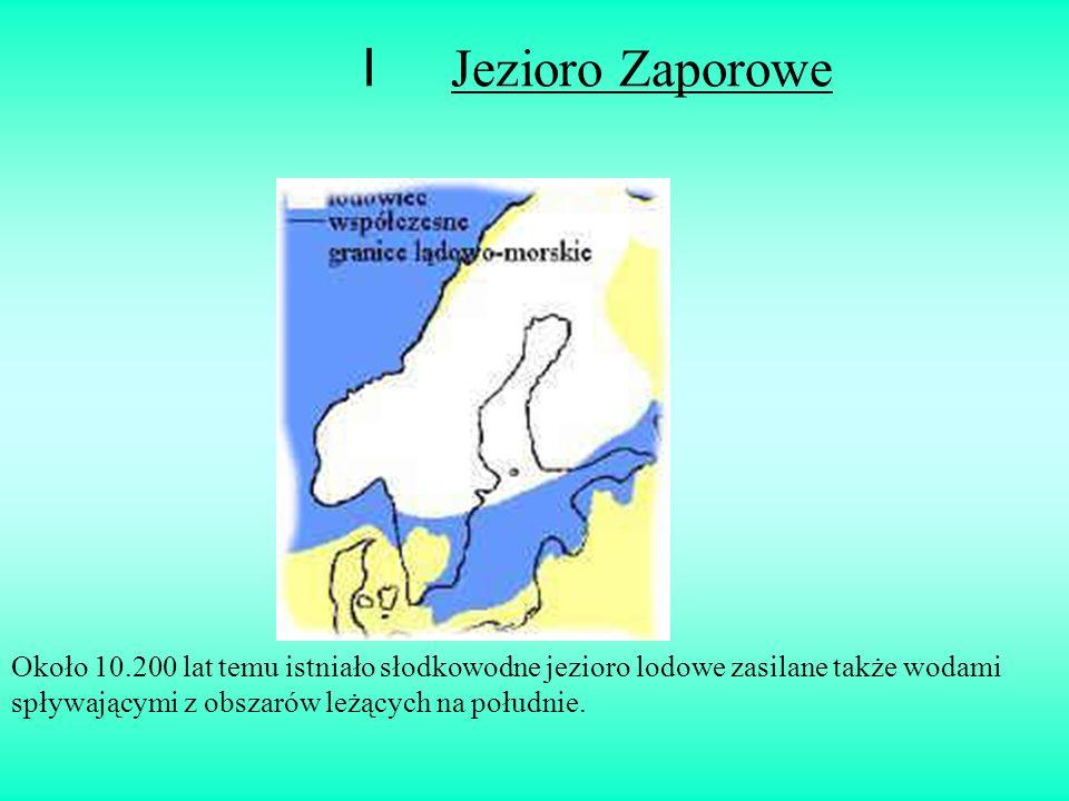 I Jezioro Zaporowe