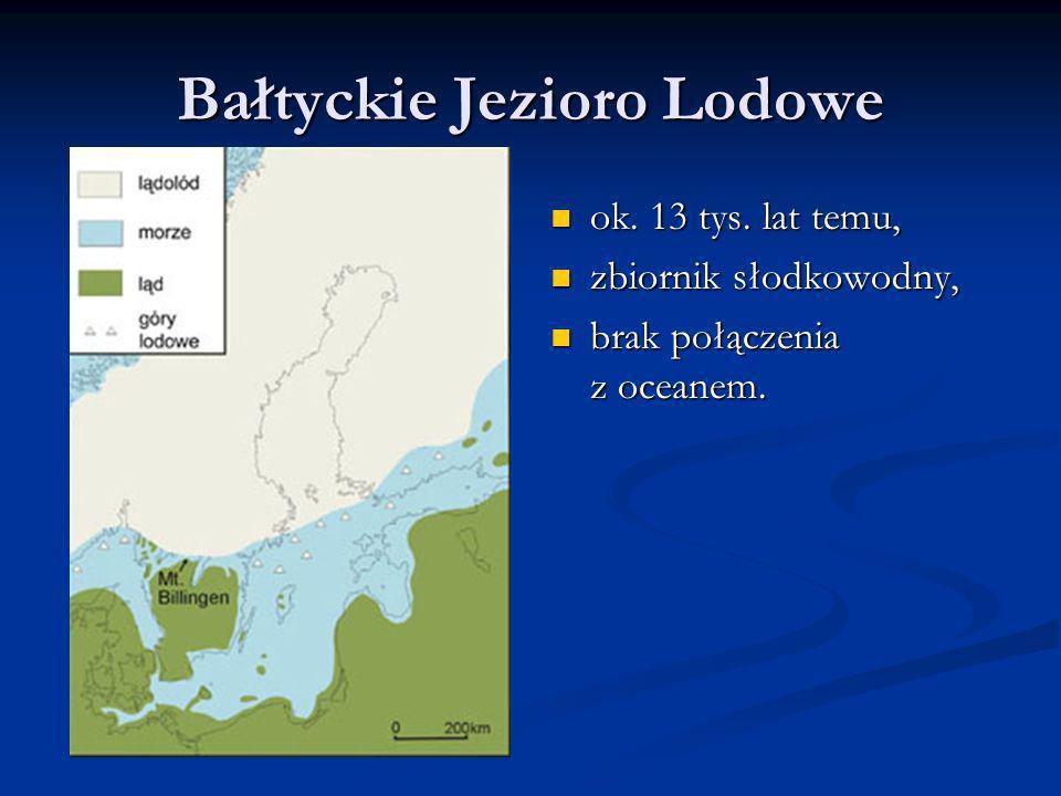 Bałtyckie Jezioro Lodowe