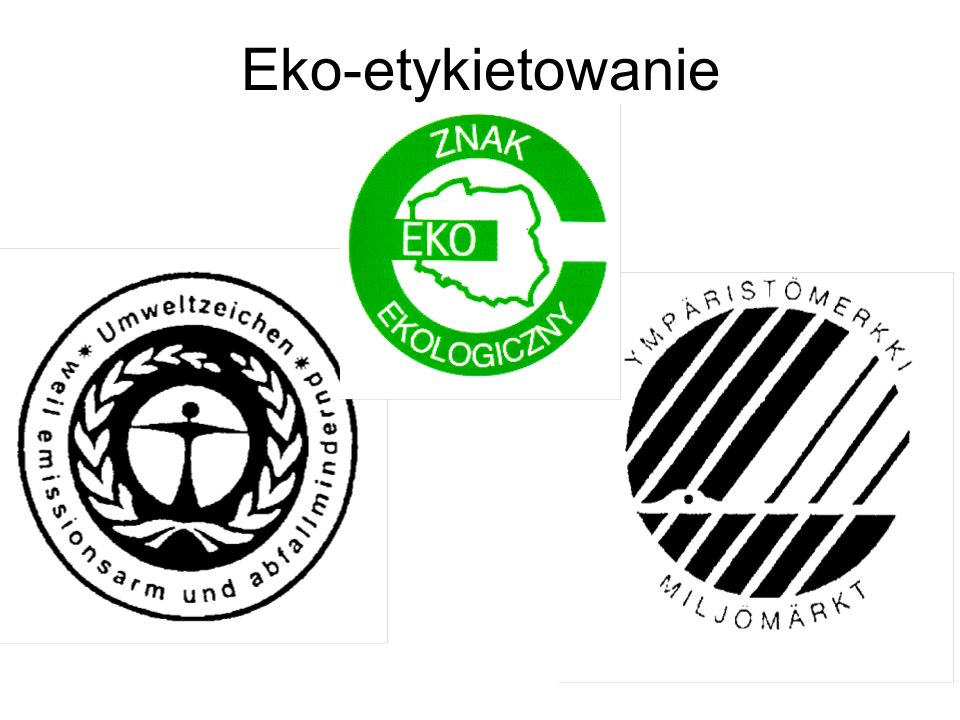 Eko-etykietowanie