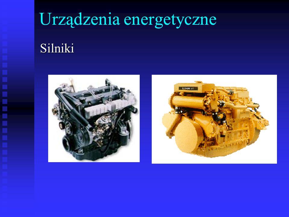 Urządzenia energetyczne