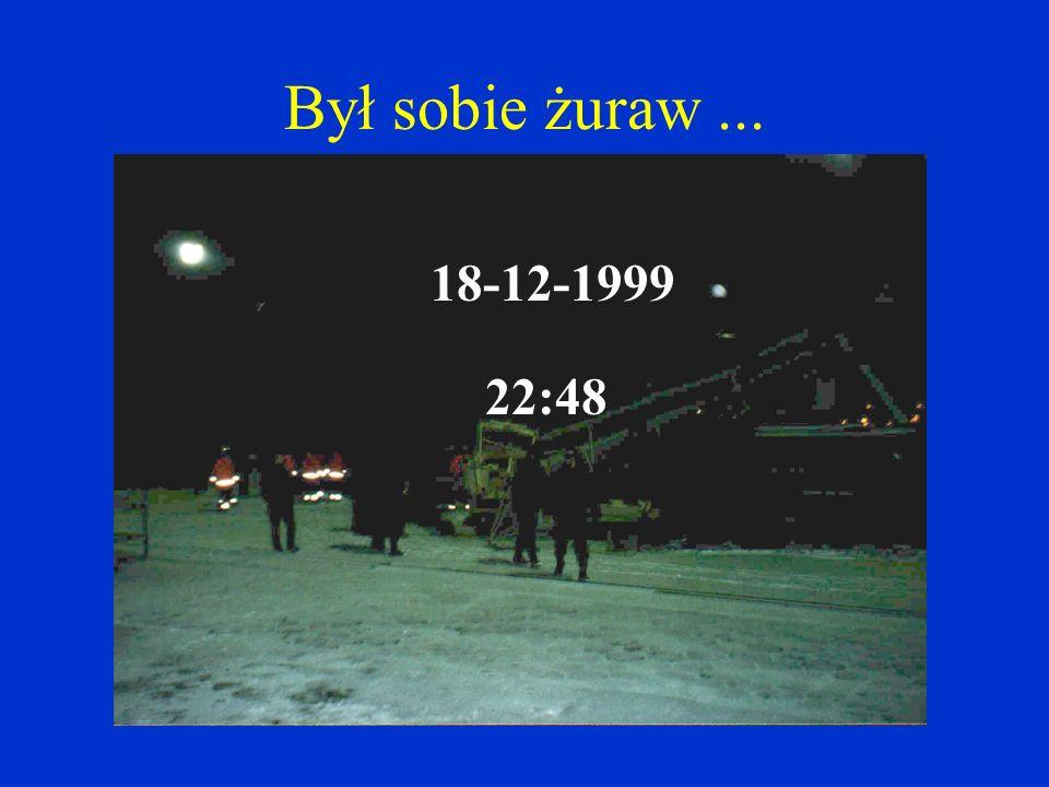 Był sobie żuraw ... 18-12-1999 22:48