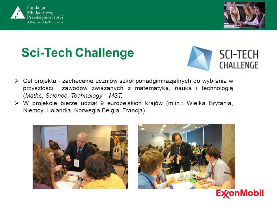 Sci-Tech Challenge