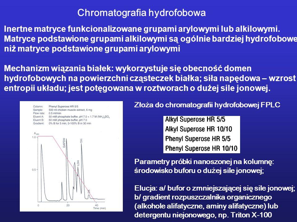 Chromatografia hydrofobowa