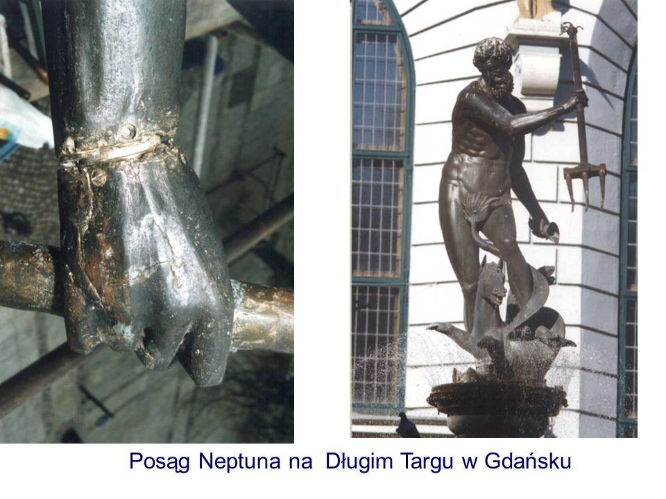 Posąg Neptuna na Długim Targu w Gdańsku