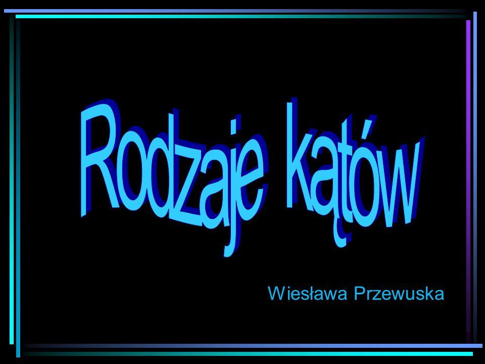 Rodzaje kątów Wiesława Przewuska