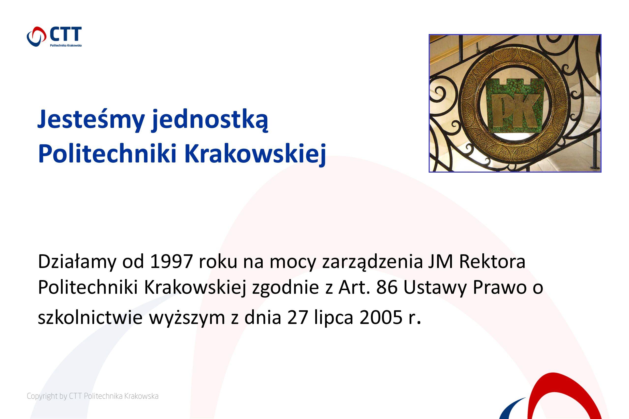 Politechniki Krakowskiej