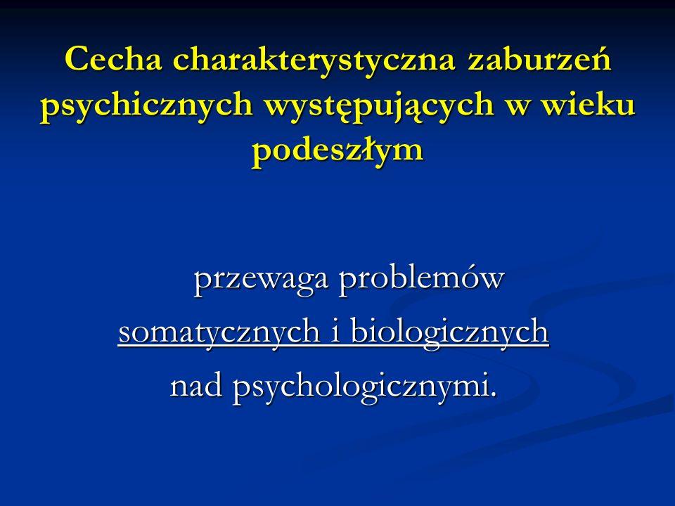 somatycznych i biologicznych
