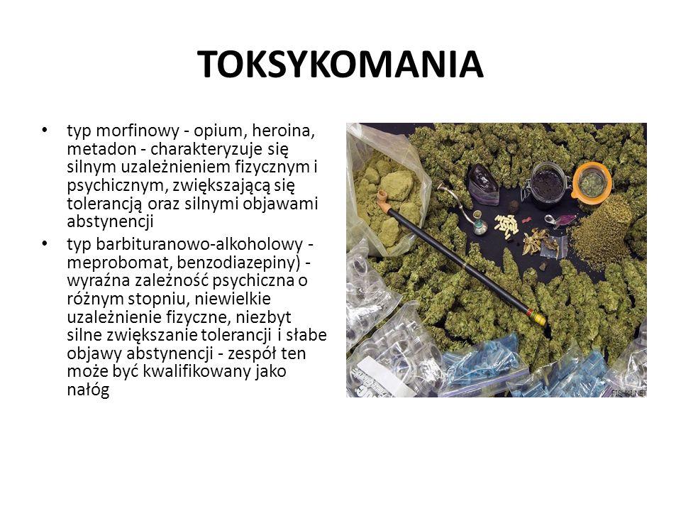 TOKSYKOMANIA