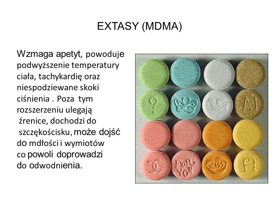 EXTASY (MDMA)