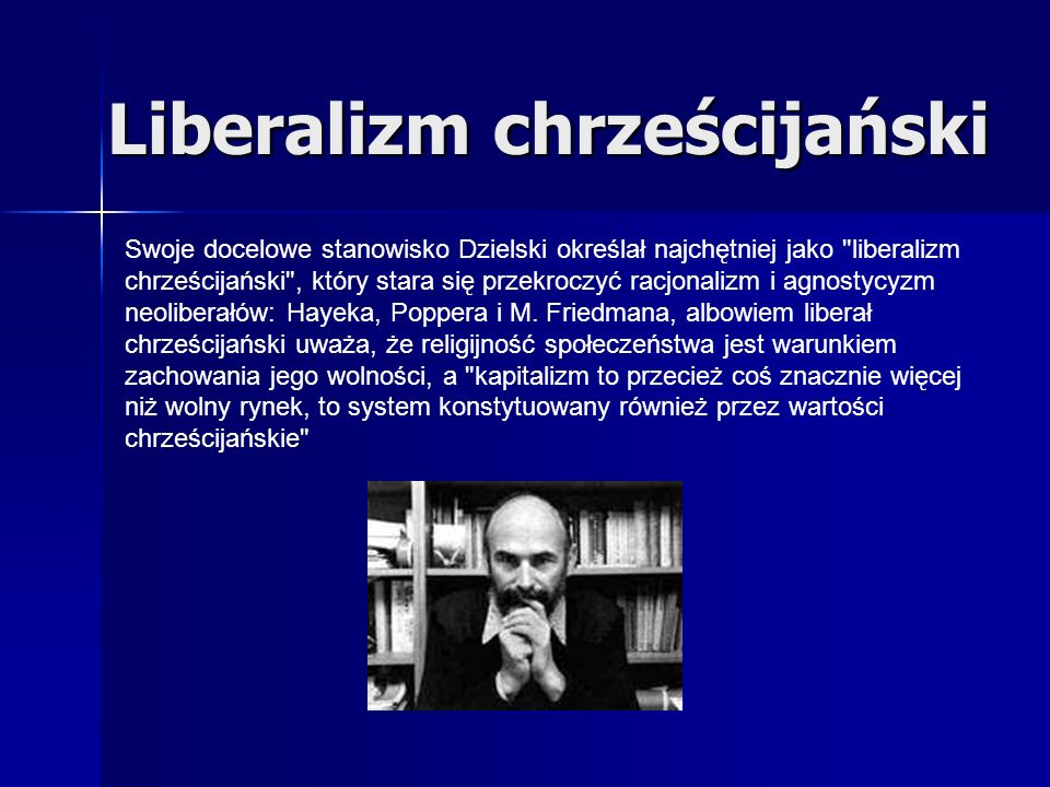 Liberalizm chrześcijański
