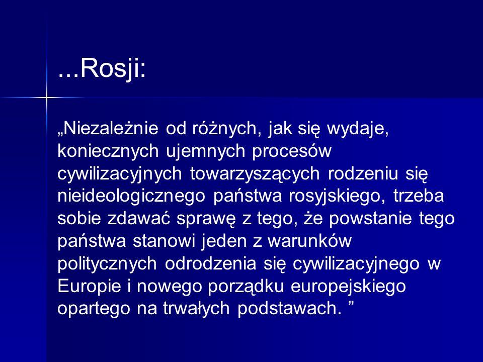 ...Rosji: