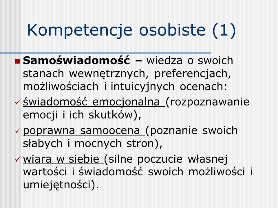 Kompetencje osobiste (1)