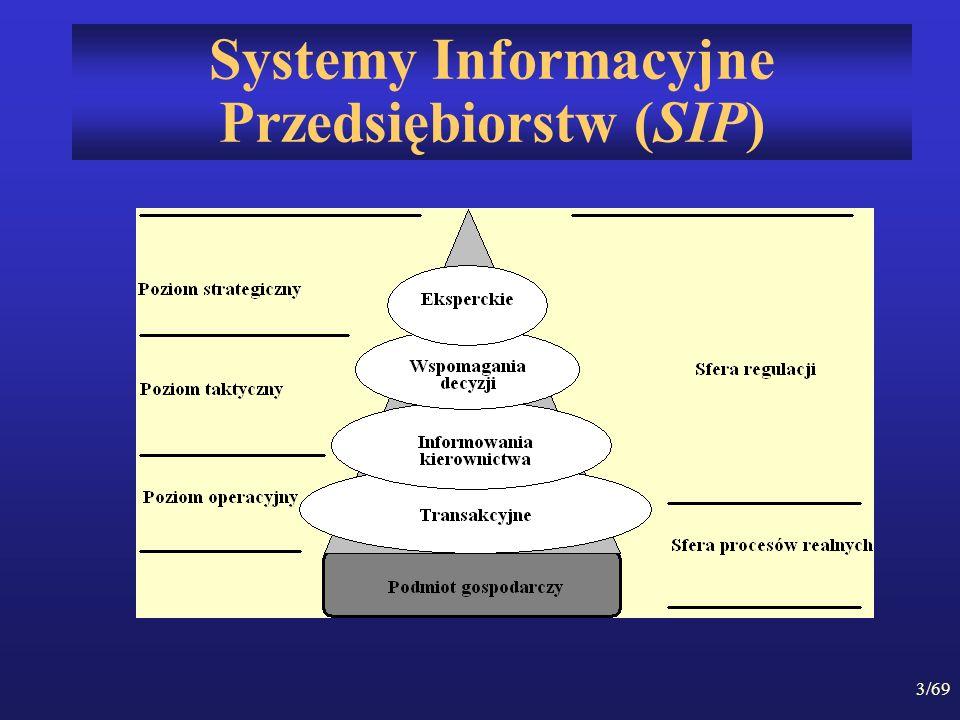 Systemy Informacyjne Przedsiębiorstw (SIP)