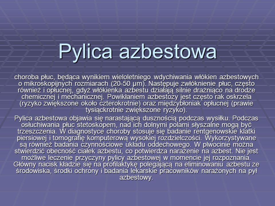 Pylica azbestowa