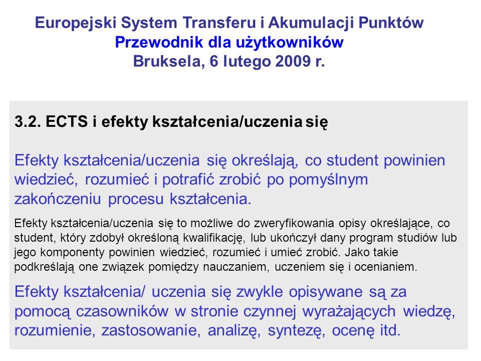 Europejski System Transferu i Akumulacji Punktów