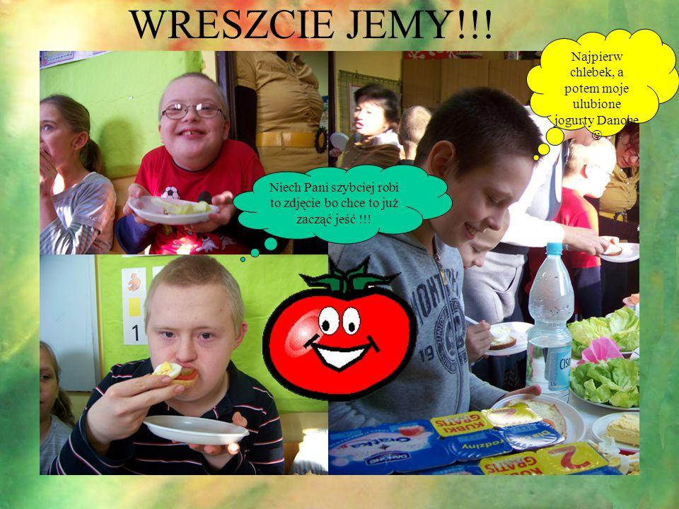 WRESZCIE JEMY!!.