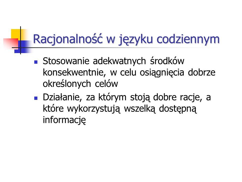 Racjonalność w języku codziennym