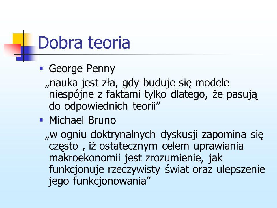 Dobra teoria George Penny
