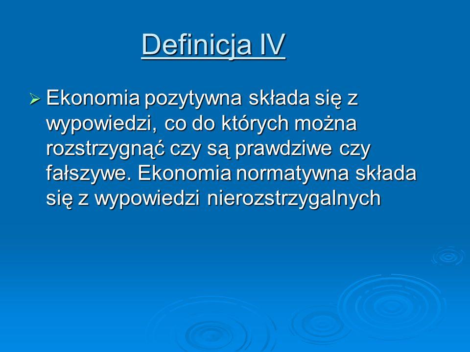 Definicja IV