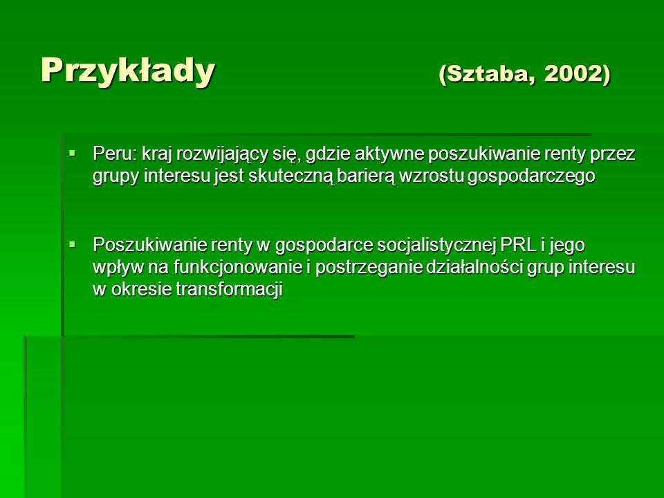 Przykłady (Sztaba, 2002)