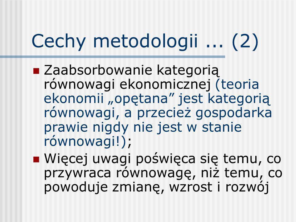 Cechy metodologii ... (2)