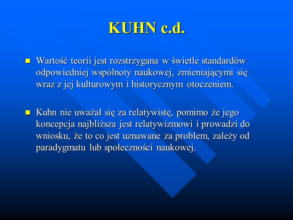 KUHN c.d.
