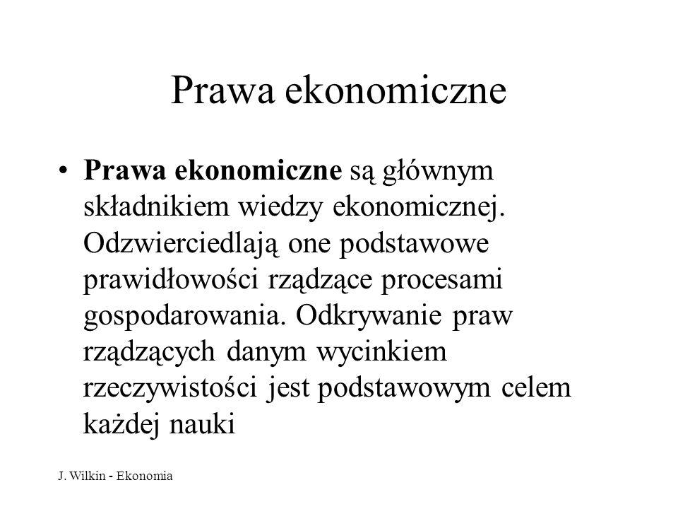 Prawa ekonomiczne