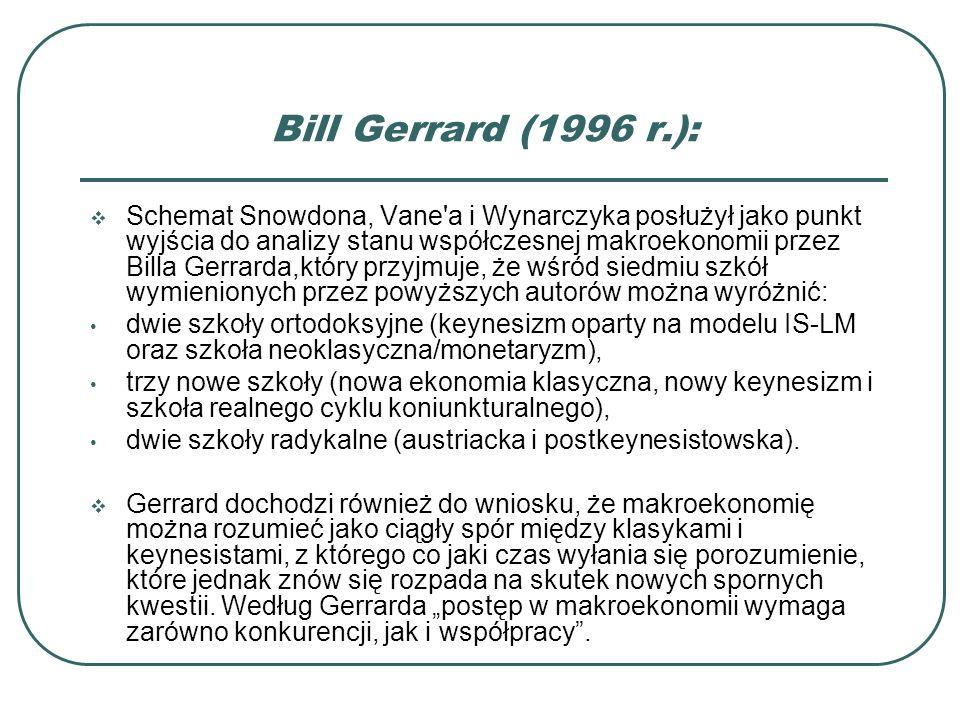 Bill Gerrard (1996 r.):