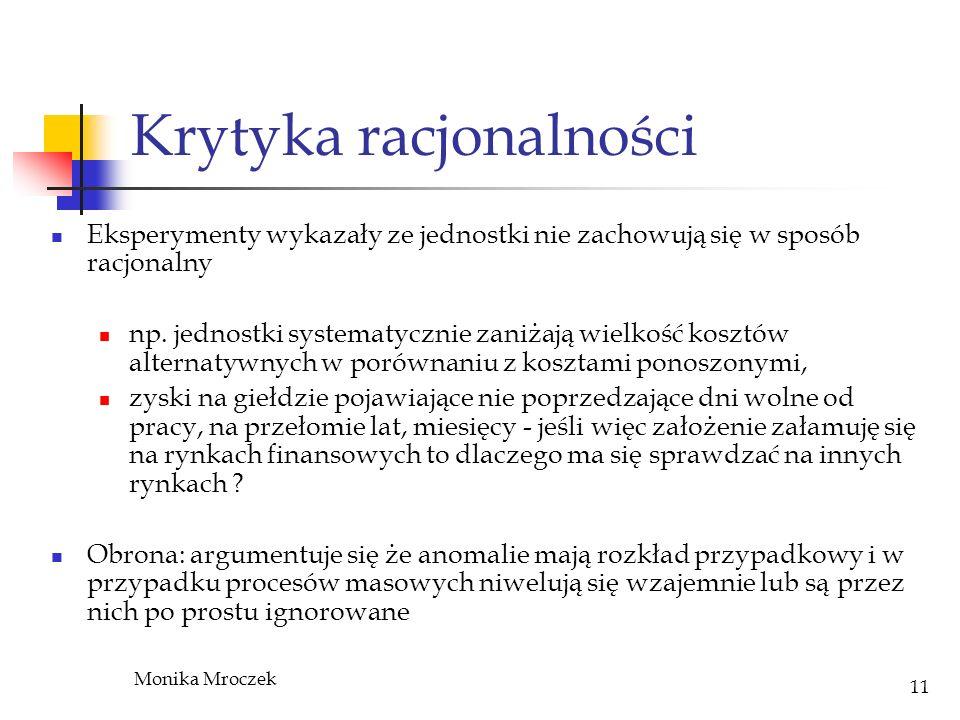 Krytyka racjonalności