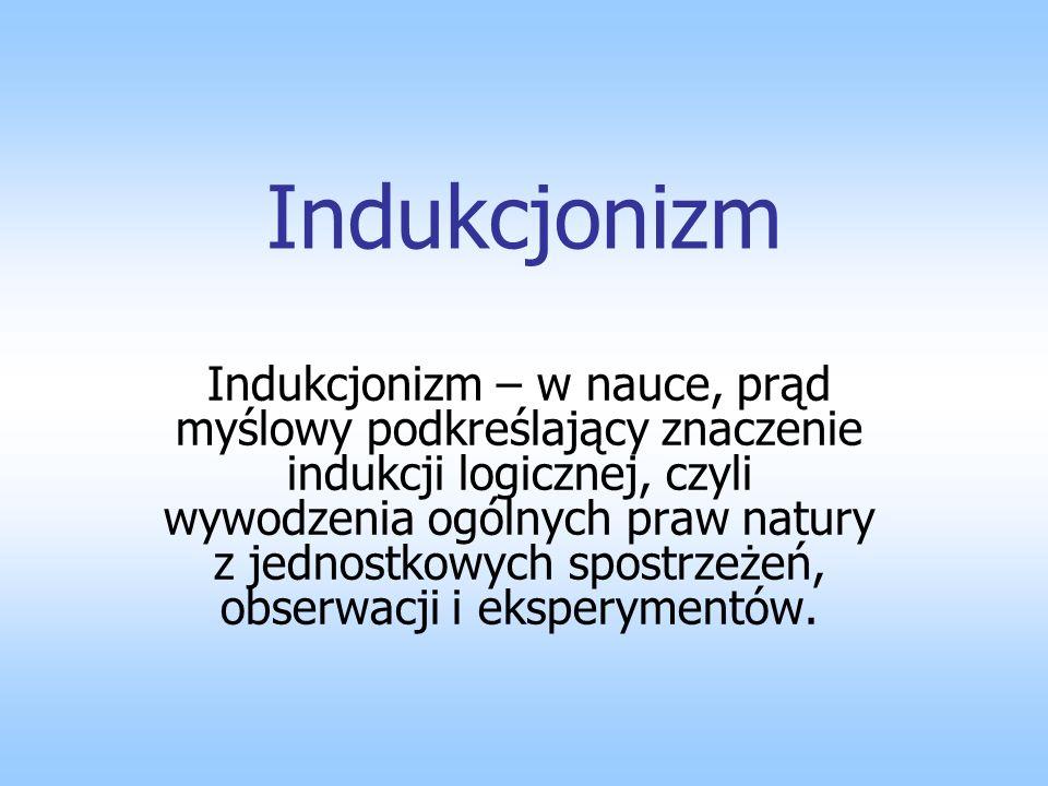 Indukcjonizm