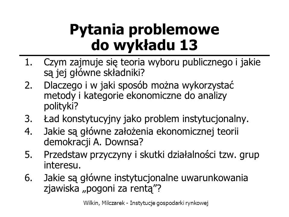 Pytania problemowe do wykładu 13