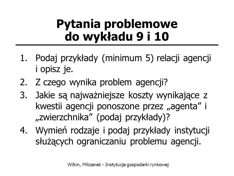 Pytania problemowe do wykładu 9 i 10