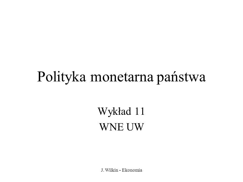 Polityka monetarna państwa