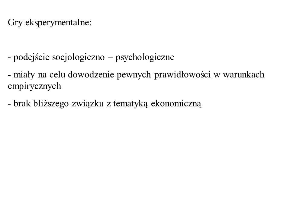 - podejście socjologiczno – psychologiczne