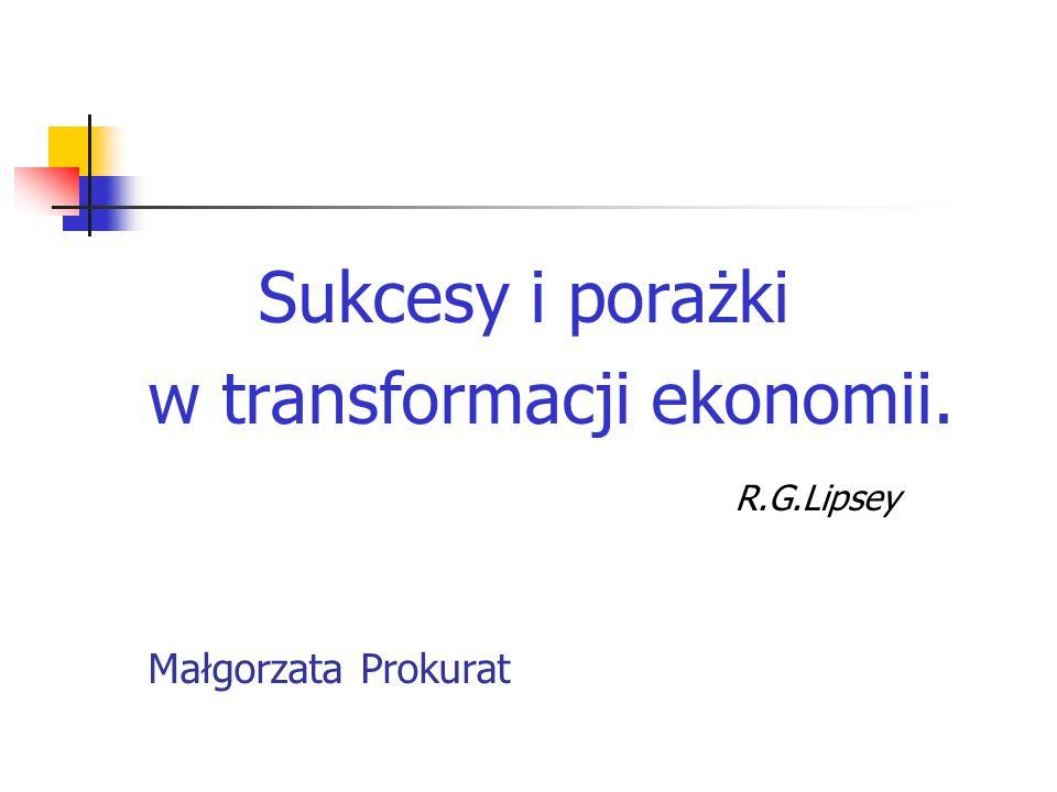 w transformacji ekonomii.